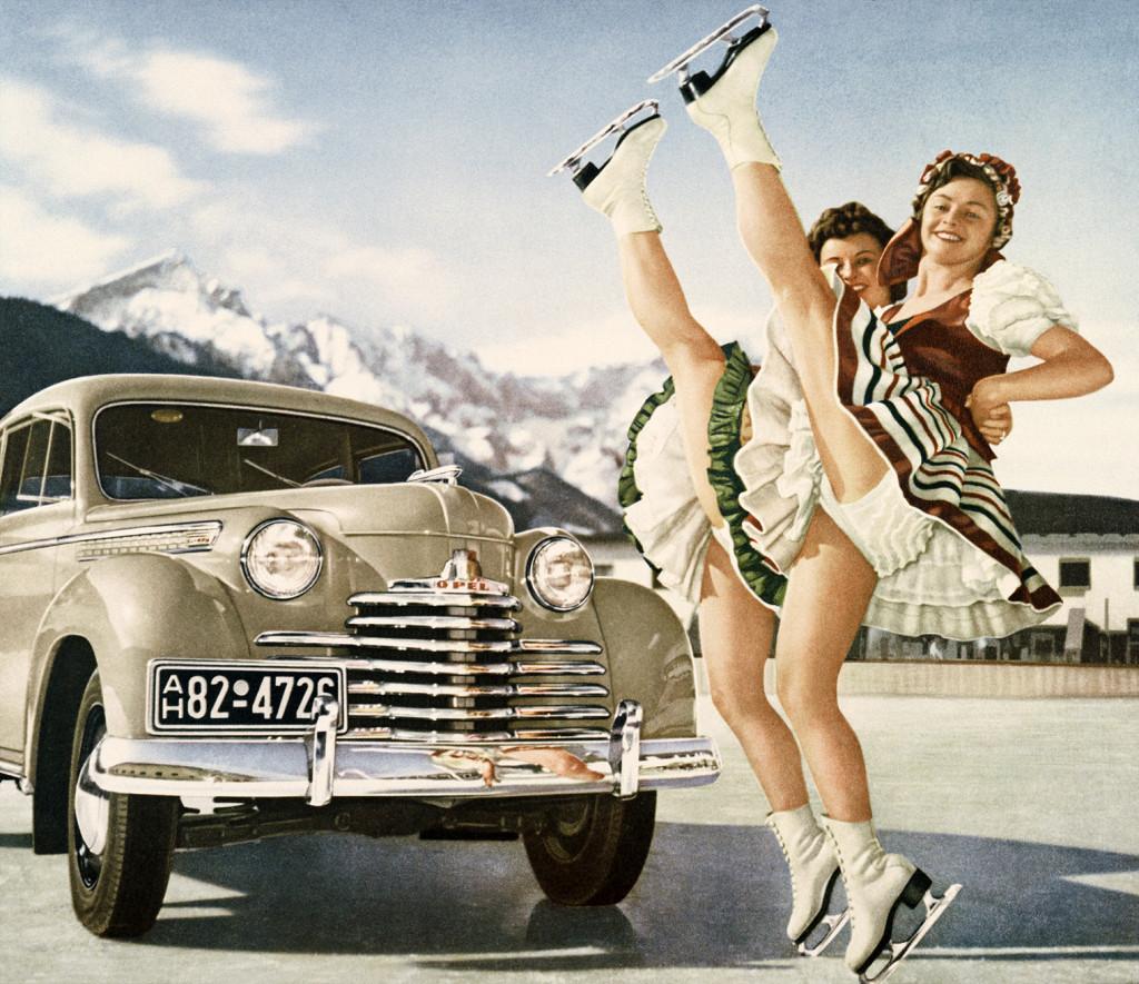 Opel Olympia 1951