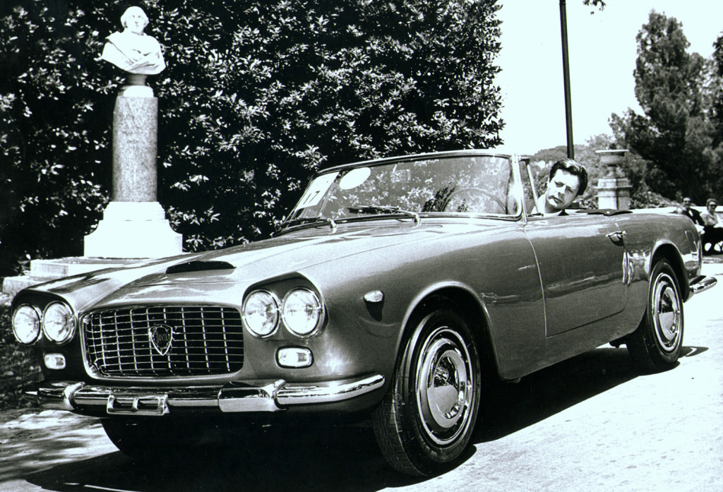 LHA051 - Flaminia Convertible 1960-1964